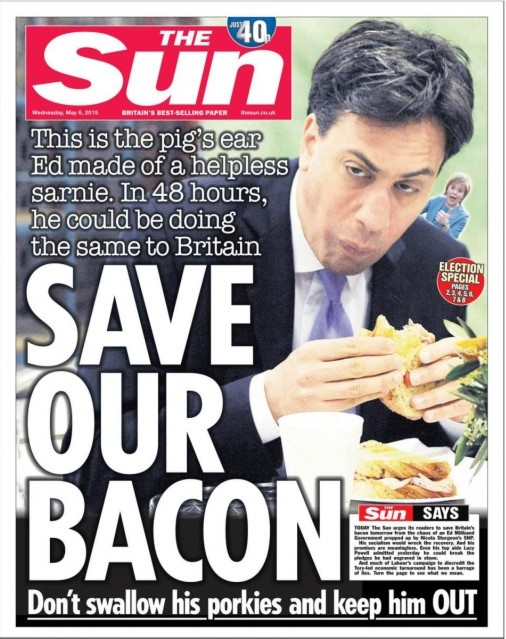 The Sun May 6th 2015